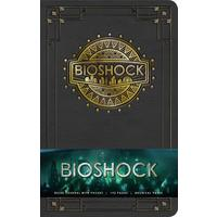Bioshock Hardcover Ruled Journal - Insight Editions (Hardcover)