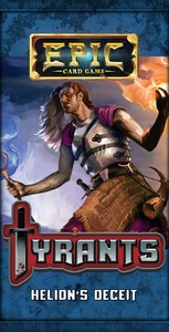 Epic Card Game - Tyrants Expansion Pack - Helion's Deceit (Card Game)