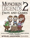 Munchkin Legends 2: Faun and Games (Card Game)