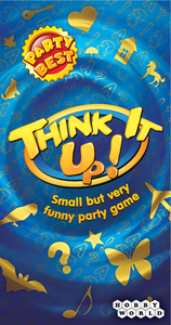 Think it Up (Party Game) - Cover