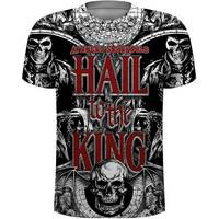 Avenged Sevenfold Chalice All Over Sublimation Mens T-Shirt (Large) - Cover