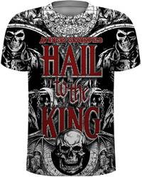 Avenged Sevenfold - Chalice All Over Sublimation Mens T-Shirt (XX-Large) - Cover