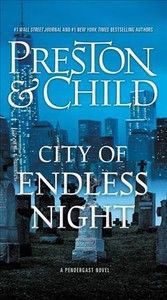 City of Endless Night - Douglas Preston (Paperback)