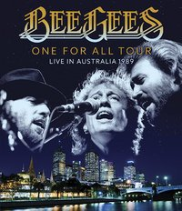 Bee Gees - One For All Tour Live In Australia 1989 (Region 1 DVD) - Cover