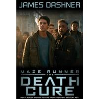 Maze Runner 3: the Death Cure - James Dashner (Paperback)