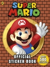 Super Mario: Official Sticker Book (Paperback)