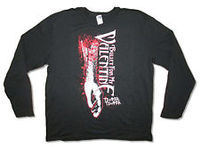 Bullet For My Valentine Bleeding Arms Mens Black Long Sleeve T-Shirt (Small) - Cover