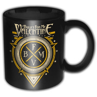 Bullet For My Valentine Emblem (Ceramic Boxed Mug) - Cover