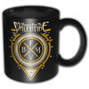 Bullet For My Valentine Emblem (Ceramic Boxed Mug)