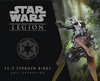 Star Wars: Legion - Unit Expansion: 74-Z Speeder Bikes (Miniatures)