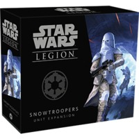 Star Wars: Legion - Unit Expansion: Snowtroopers (Miniatures) - Cover