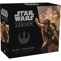 Star Wars: Legion - Unit Expansion: Rebel Troopers (Miniatures) - Cover