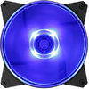 Cooler Master - Masterfan MF120L + Computer Fan - Blue LED