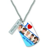 One Direction Tag (Necklace)