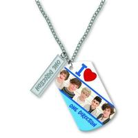 One Direction Tag (Necklace) - Cover