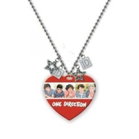 "One Direction Crush 32"" Necklace - Cover"