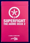 Superfight: The Anime Deck 2 (Card Game)