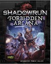 Shadowrun - Forbidden Arcana (Role Playing Game)