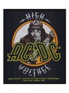 AC/DC High Voltage Angus Patch Cover