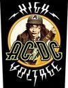 AC/DC High Voltage (Back Patch)