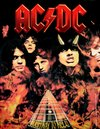 AC/DC Highway to Hell (Textile Poster)