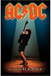 AC/DC Let There Be Rock (Textile Poster)