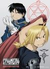 Fullmetal Alchemist Brotherhood - Roy/Edward Wall Scroll