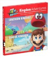 Super Mario Odyssey Kingdom Adventures - Prima Games (Hardcover)