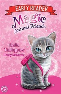 Magic Animal Friends Early Reader: Bella Tabbypaw - Daisy Meadows (Paperback) - Cover