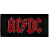 AC/DC - Red Logo (Patch)