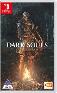Dark Souls: Remastered (Nintendo Switch) - Cover