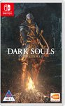 Dark Souls: Remastered (Nintendo Switch) Cover