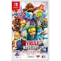 Hyrule Warriors - Definitive Edition (Nintendo Switch)