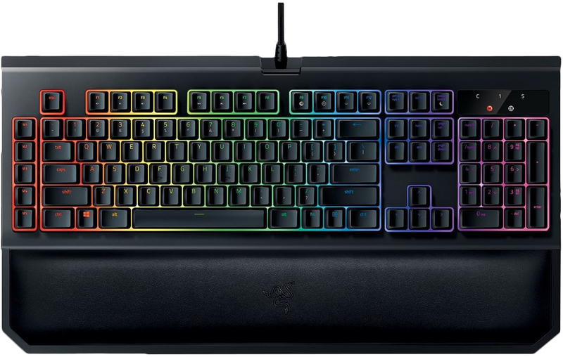 Razer - BlackWidow Chroma V2 Mechanical Gaming Keyboard (Yellow Switch) -  US Layout