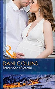 Prince's Son of Scandal - Dani Collins (Paperback) - Cover