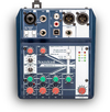 Soundcraft Notepad-5 Notepad Series 5 Channel Mixer with USB
