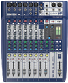 Soundcraft Signature 10 Signature Series 10 Channel Mixer with USB