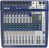 Soundcraft Signature 12 Signature Series 12 Channel Mixer with USB