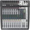 Soundcraft Signature 12 MTK Signature MTK Series 12 Channel Mixer with USB
