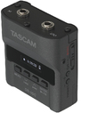 Tascam Digital Recorder for Sennheiser  Lavalier Microphones (Black)
