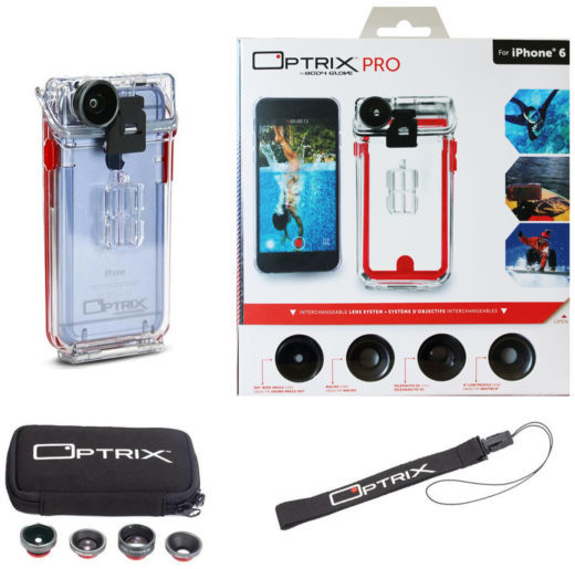quality design 31e13 f12dd Body Glove Optrix Kit for Apple iPhone 6 and 6S