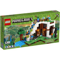 LEGO® Minecraft - The Waterfall Base