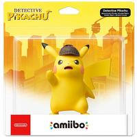 Nintendo amiibo - Detective Pikachu (For 3DS/Wii U/Switch)
