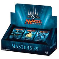 Magic: The Gathering - Masters 25 Booster (Trading Card Game)