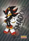 Sonic the Hedgehog - Shadow the Hedgehog Wall Scroll