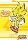 Sonic the Hedgehog - Super Sonic Wall Scroll