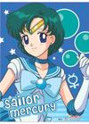 Sailor Moon - Sailor Mercury Wall Scroll
