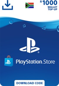 PlayStation Store Wallet Top Up - R1000 (PS3/PS4/PS VITA) - Cover