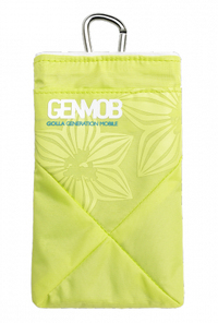 Golla Bristol Mobile Pouch - Green - Cover