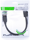 Ugreen DisplayPort Male to HDMI Female Adapter Cable - Black